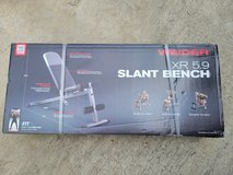 NEW! Weider XR 5.9 Slant Bench 6-Position Weight Bench in Beaufort, South Carolina
