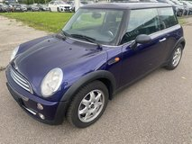 BMW Mini One 2005 AC new inspection free delivery in Hohenfels, Germany