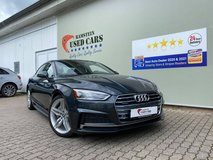 2018 Audi A5 Premium Plus S-Line Coupe Quattro with warranty in Hohenfels, Germany