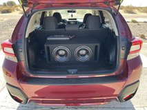 2 10 inch American bass subs in Camp Pendleton, California