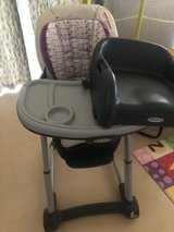 Graco 6 in 1 High Chair in Okinawa, Japan