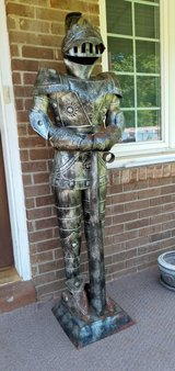 Tin Soldier in Fort Knox, Kentucky