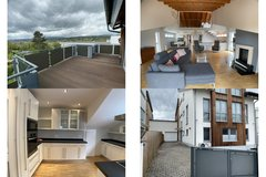 NEW semidetached house, aircondition, elevator, garage, great view over Wiesbaden,10min from Clay in Wiesbaden, GE