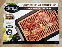 Gotham Steel Smokeless Electric Grill with Non-Stick Surface, Indoor BBQ in Melbourne, Florida