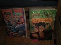 Harry Potter books in The Woodlands, Texas