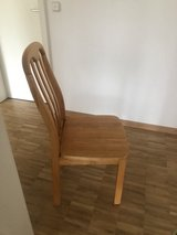 4 table chairs in Wiesbaden, GE