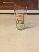 Guinness Beer Draft Stout Glasses in Westmont, Illinois