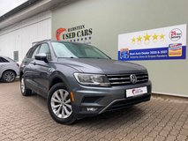 2020 Volkswagen Tiguan S 4Motion with warranty in Ansbach, Germany