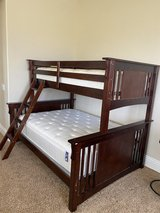 Bunk bed in Nellis AFB, Nevada