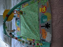 Playmat with toys in Beaufort, South Carolina