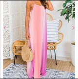 Pink Lily Ombre Dress in Wilmington, North Carolina
