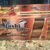 Yoshi Copper Infused Bake & Grill Mats in Cary, North Carolina
