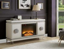 Our Way Furniture Noralie Fireplace in Camp Pendleton, California