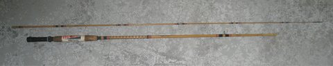 VINTAGE HEDDON MARK FISHING ROD - # 8255 - 8 1/2' - WET FLY ACTION - MADE IN USA in Bolingbrook, Illinois