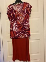 Top and long skirt set in Fort Knox, Kentucky