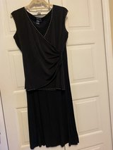 Black top and long skirt set in Fort Knox, Kentucky