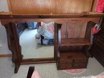 Hutch for a dresser in Plainfield, Illinois