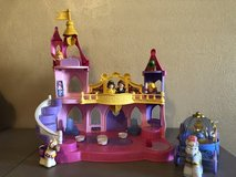 Little People Disney Princess Castle and Carriage in Fort Bliss, Texas