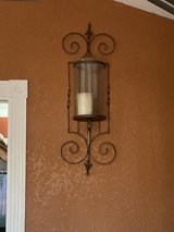 Huge Candle Sconces in Vacaville, California