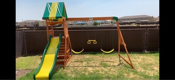 playground in Fort Bliss, Texas