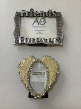 NEW! Friends Forever 5x3.5 Silver Frame & Heart Frame 2x3 1/2 in Westmont, Illinois