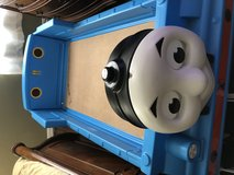 Thomas the train bed in Kingwood, Texas