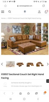 Part of sectional, side couch only. in Fort Knox, Kentucky