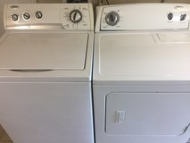 Whirlpool Washer and Dryer for sale in Lawton, Oklahoma