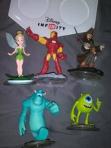 XBox 360 Disney Infinity lot #1 in The Woodlands, Texas