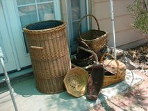 Finely made Baskets of all sizes in Yucca Valley, California