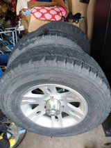 Set/5. Bridgestone A/T type 4x4 Tires & Mags in The Woodlands, Texas