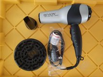 Revlon hairdryer 110 V With attachments in San Diego, California