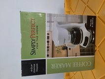 Simply Perfect 4-Cup coffee maker 110 V in San Diego, California