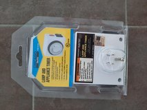CHICAGO Lamp and appliance timer 110 V in San Diego, California