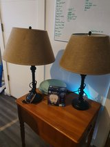 two lamps + LED bulbs in Bolling AFB, DC