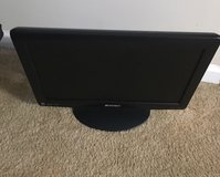 Black 22 inch or 24 inch Tv good for kids room. in Beaufort, South Carolina