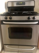 GE Stove in Fort Bliss, Texas