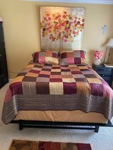 Queen Quilt and Shams in Beaufort, South Carolina