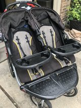 babytrend double jogging stroller in The Woodlands, Texas