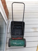 Used old qualcast panther 30 LAWN MOWER in Lakenheath, UK