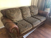 2 large size couches in Miramar, California