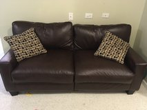 Small couch in Joliet, Illinois