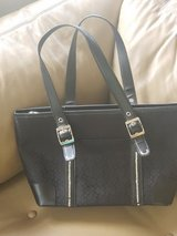 Coach Black Tore with Rhinestone Embellishments in Glendale Heights, Illinois