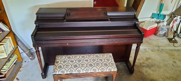 Piano in The Woodlands, Texas
