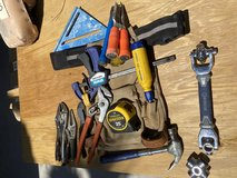 Mixed tools and Tool Belt in Yucca Valley, California
