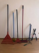 7pc. Mixed Gardening Tools in Ramstein, Germany