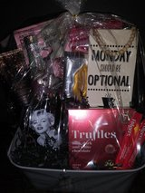 Marlyn Monroe gift basket in The Woodlands, Texas