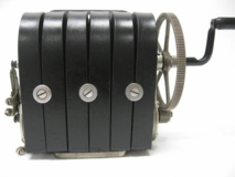 Vintage Kellogg 6 Bar Telephone Magneto Fully Restored/Recharged in Chicago, Illinois