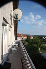Romantic 4* TLA / TLF / TDY apt, 2 bdr.,3 min from RAB, pets, A/C in Ramstein, Germany