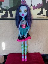 """Monster High 28"""" Voltageous Freaky Ghoul Doll in Richmond, Virginia"""